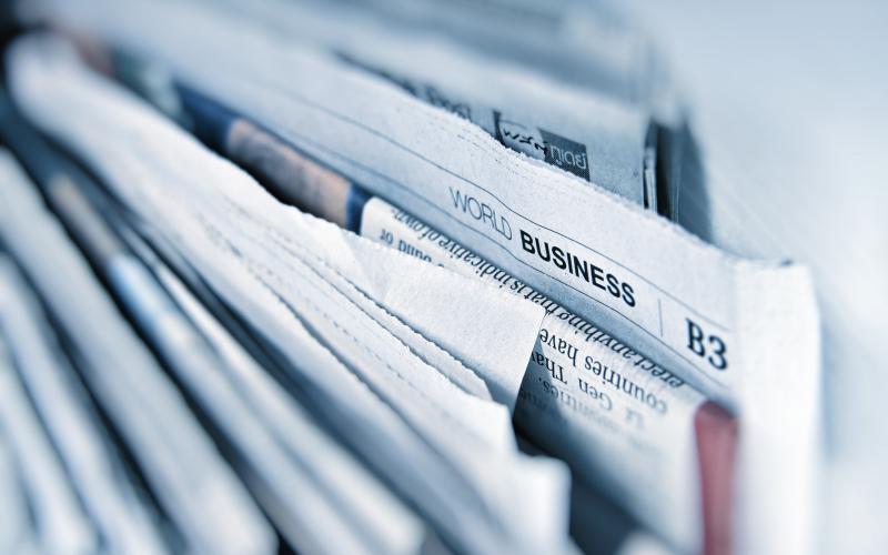 stak af aviser