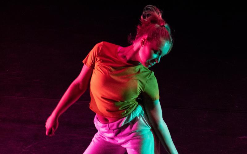 dans og udtryk