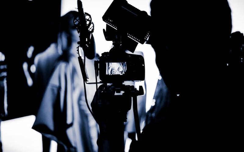kamera der optager