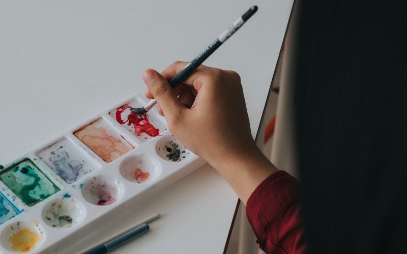 pige der maler